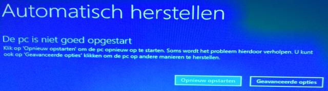 Windows 10 automatisch herstellen