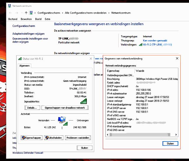 IP adres router bepalen