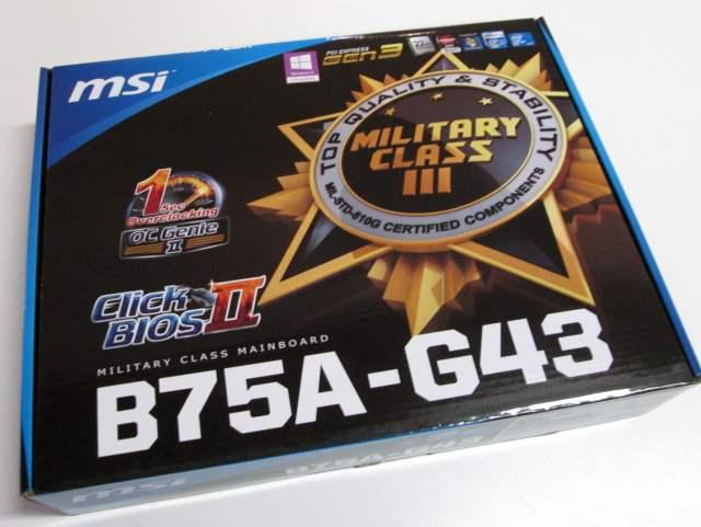 MSI B7A-G45 foutcode B4